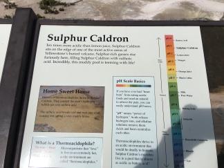 Sulphur Caldron info
