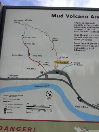 Mud Volcano Map